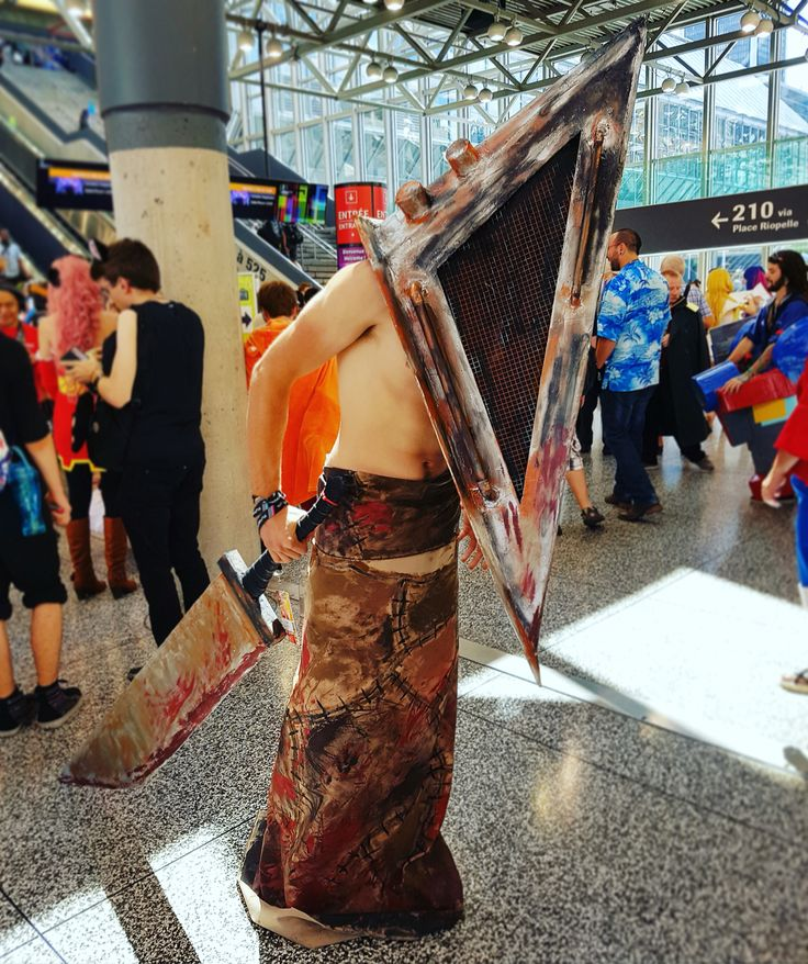 Silent hill Otakuthon 2016 Montreal