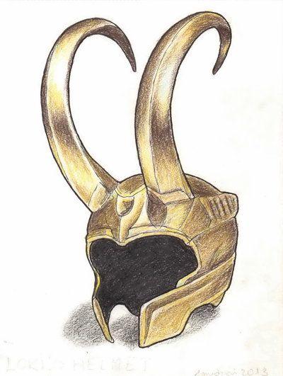 loki helmet tattoos - Google Search