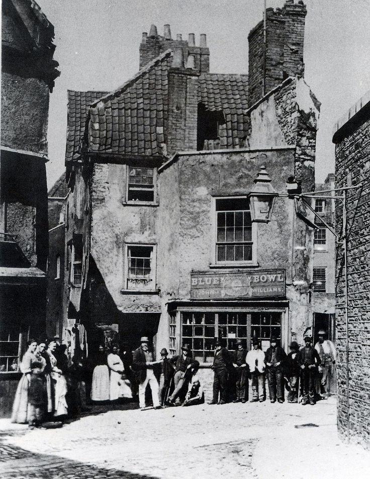 The Blue Bowl Inn, Pithay, Bristol BS1