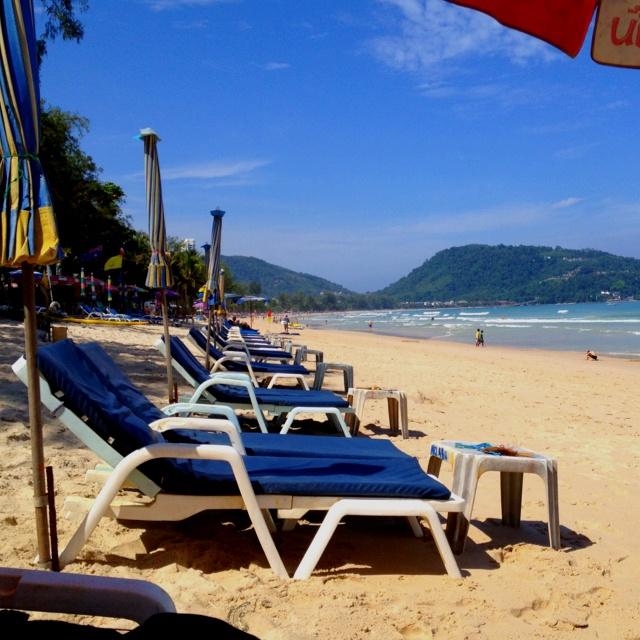 Chillax time... Phuket Peninsula