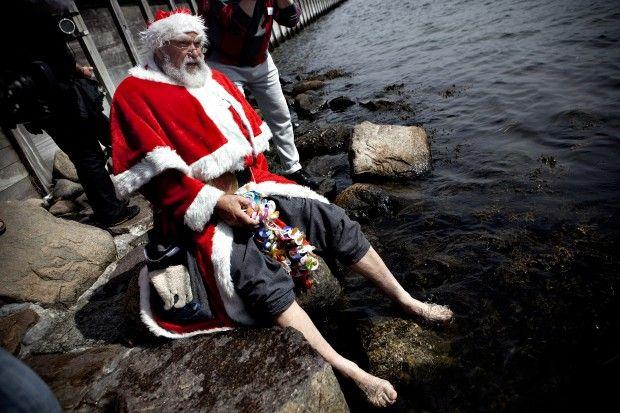 Babbo Natale alternativo #xmas
