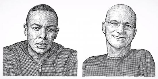 """Jimmy Iovine and Dr. Dre Profile Showcases Their Innovative USC Academy: """"Young Academy for Arts, Technology and the Business of Innovation.""""#USC #Technology #JimmyLovine #DrDre"""
