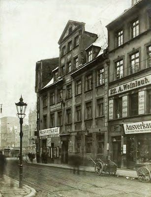 Historia Dolnego Śląska: Wrocław na starej fotografii - cz. IV.