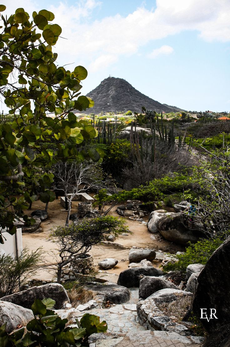 De Hooiberg , Aruba