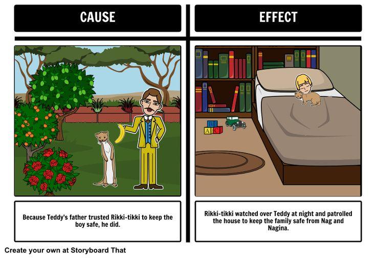 Teach Rikki Tikki Tavi and the Elements of a Short Story