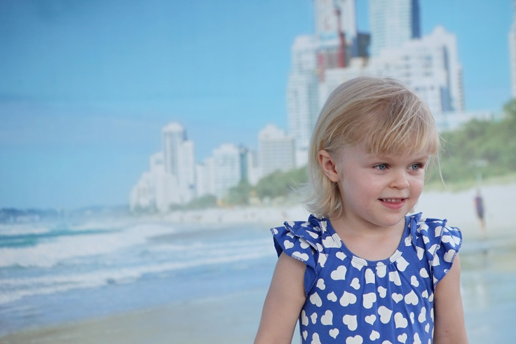 Great weather, great location - The Surfers Paradise Kids Weekend