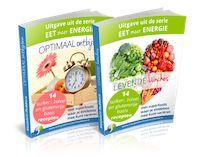 Verlang jij naar méér energie gedurende de hele dag? Heb jij genoeg van after-lunchdips en snaaimomenten rond 4 uur? Bestel dan deze twee e-books met basisrecepten voor suiker-, zuivel en glutenvrije ontbijten en lunches. Lees meer op http://energiekevrouwenacademie.nl/verlang-jij-naar-meer-energie-gedurende-de-hele-dag/