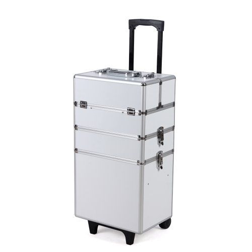 http://bagbagages.com/songmics-4-in-1-valise-en-aluminium-boite-a-maquillageoutils-beauty-case-trolley-maquillage-coiffure-nail-cosmetic-jhz01w · Songmics 4-in-1 Valise en Aluminium boîte à maquillage/outils, Beauty Case Trolley Maquillage Coiffure Nail Cosmetic JHZ01W·