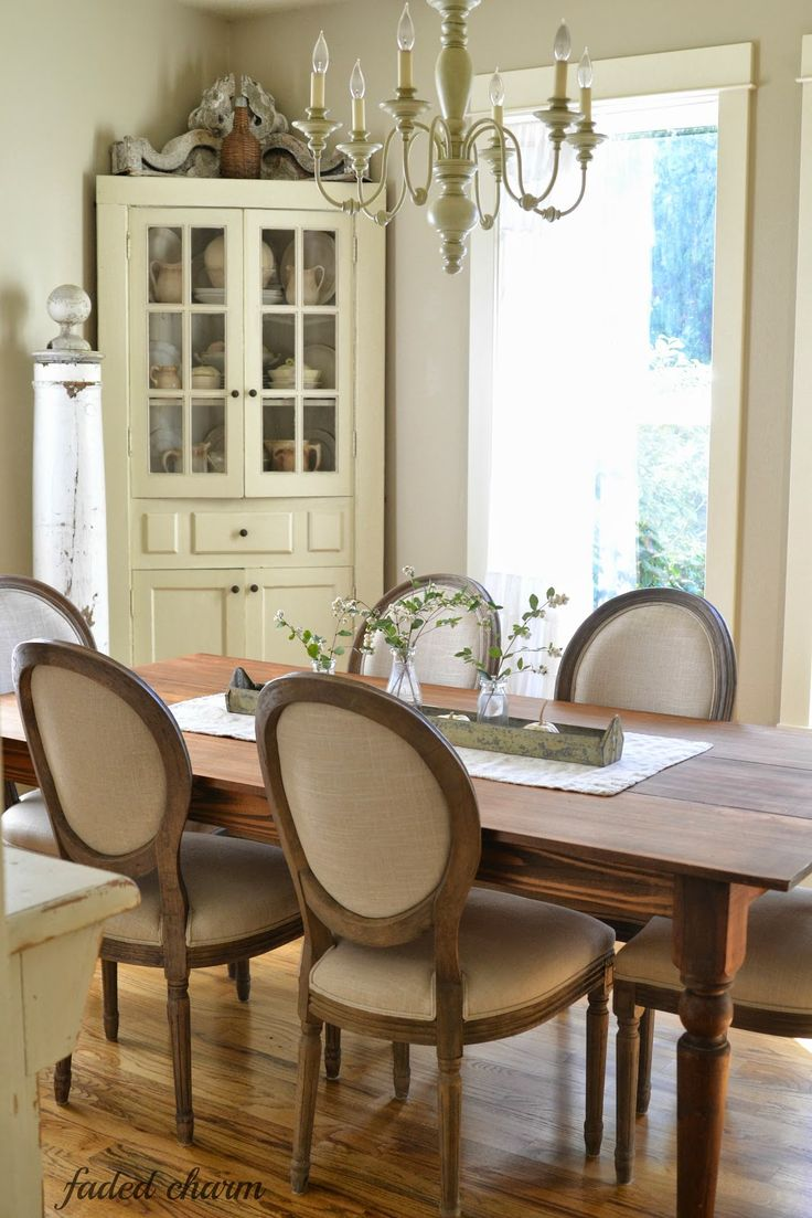 Best Images About Dining Room On Pinterest Glass Drawer - Dining room corner hutch