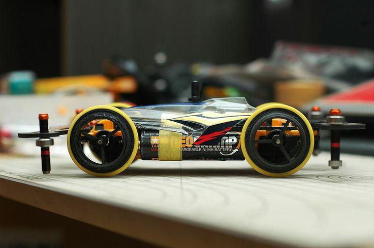 Super Speed new look #Tamiya #Mini4WD #SpeedHouz