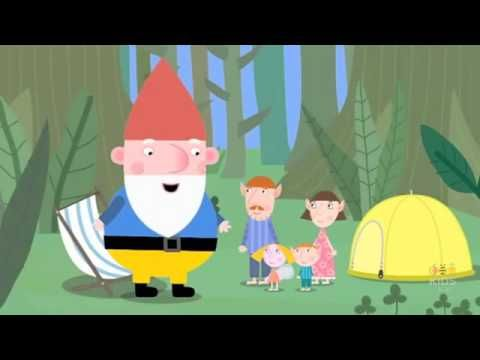Ben And Holly's Little Kingdom Camping Out - YouTube