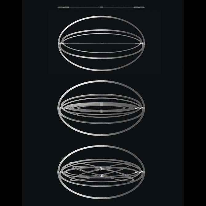 Artemide Copernico Sospensione LED Pendelleuchte - 1623010A   Reuter Onlineshop