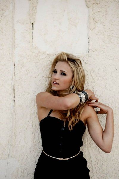 "Emily Osment as inspi' for Nicole ""Nikki"" Spencer, Max's ex and Chloe's mother. #TheNannyWithTheSkullTattoos #amwriting"