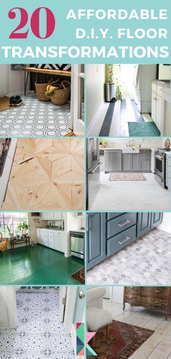 Gorgeous But Cheap Flooring Ideas Kitchen Flooring Ideas Inexpensive Inexpensive Flooring Diy Flooring Cheap