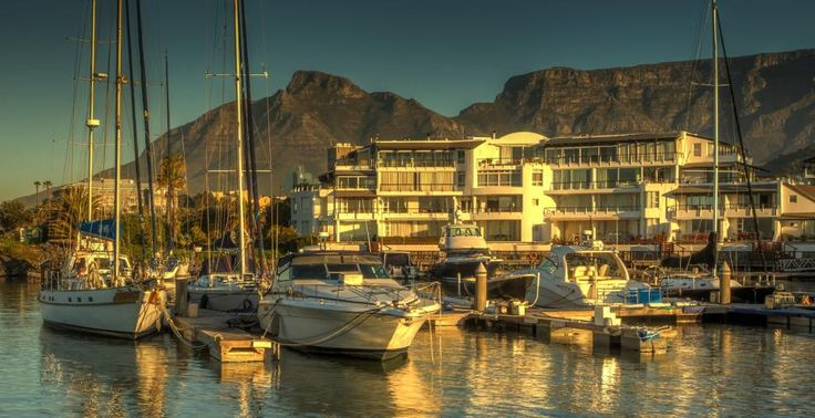 Albright in V&A Waterfront, Western Cape, South Africa