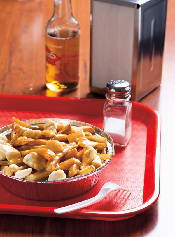 Recette de Ricardo de sauce brune à poutine et à hot chicken
