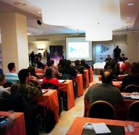 Jornadas Network para profesionales de #turismo, en esta ocasión en #Granada con nuestros compañeros de @Andalucía Network