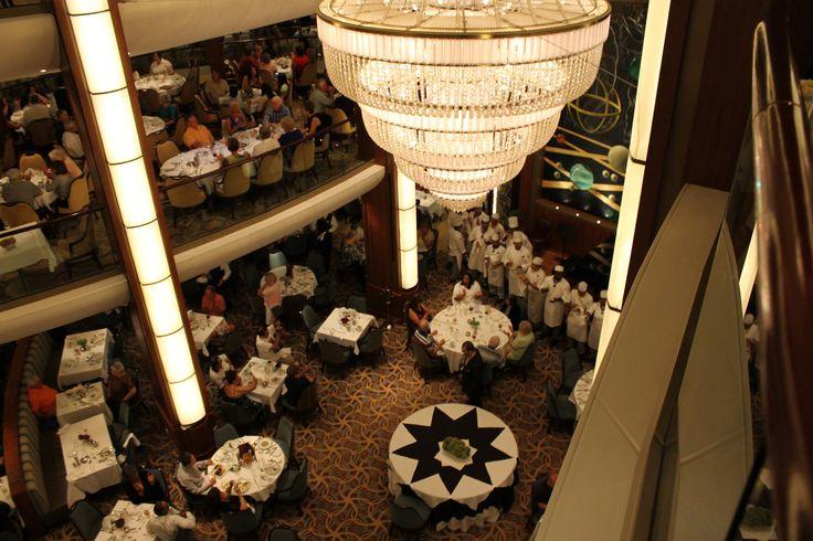 Krydstogtskibet tog omkring to år at lave, og var på sin jomfrurejse i december 2009. Det er 360 meter langt og 60,5 meter bedt. Det gør det til verdens største krydstogtskib sammen med sin søster Allure of The Seas som…Læs mere ›