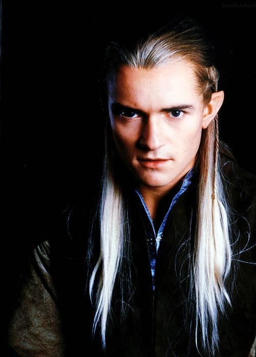 Legolas , son of Thranduil, King of the Woodland Realm of Northern Mirkwood