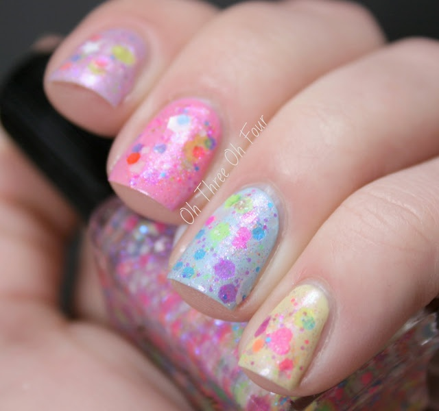 Sinful Cotton Candy Nail Polish: 79 Best Images About Nails On Pinterest