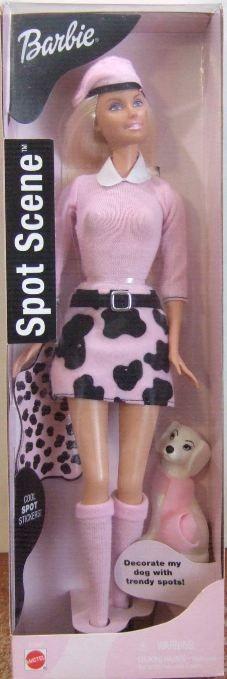 2001 Spot Scene Barbie