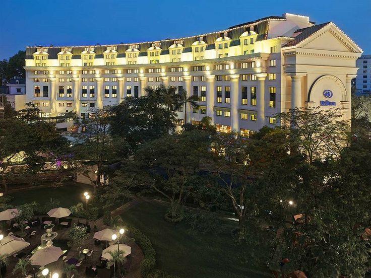 Hanoi Luxury Hotels - Hilton Hanoi Opera - Vietnam