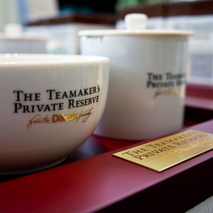 Teamakers Private Reserve - Inter Scaldes - Nederlands #exclusive #tea