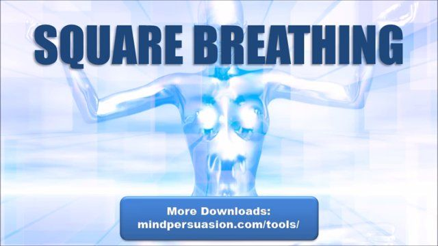 http://mindpersuasion.com/tools/  Instructions: Breathe in on the high note, and out on the low note. Hold breath between inhale and exhale, and between exhale and inhale for equal measure. Goal is to match time of inhale to exhale, and match time between exhale and inhale to time between inhale and exhale.  Background theta for best effect. Use with headphones. Do not listen while driving or operating heavy machinery.  For more mind tools, please visit http://mindpersuasion.com/tools/