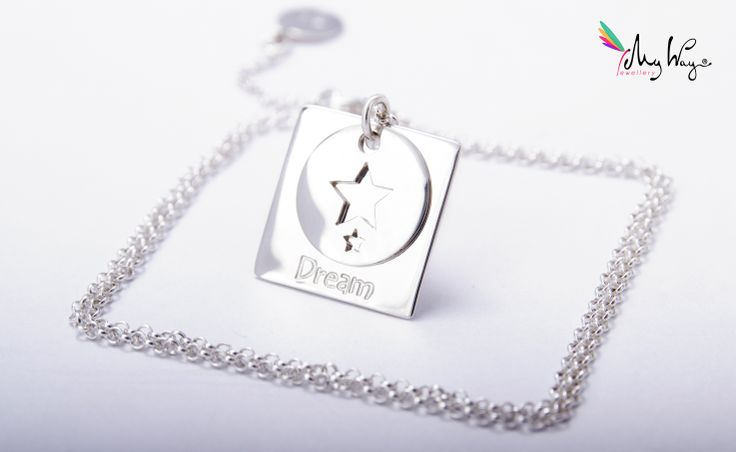 Necklace Dream Of You Srebro