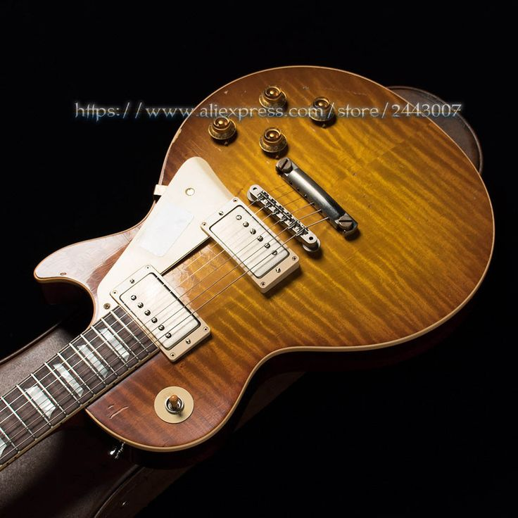10S Custom Shop Limited Edition True <font><b>Historic</b></font> Tak Matsumoto 1959 Sign & Aged Electric Guitar