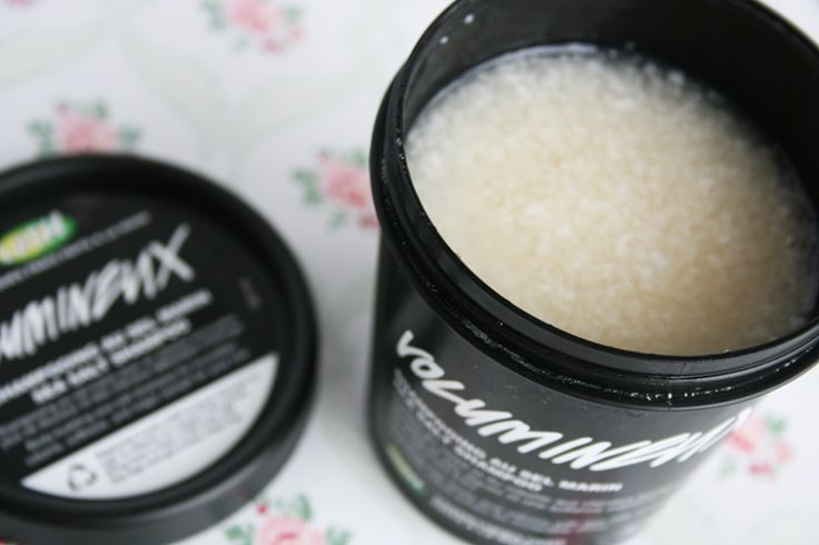 Mad Volume: Lush Big Shampoo Review | Cruelty-Free Kitty