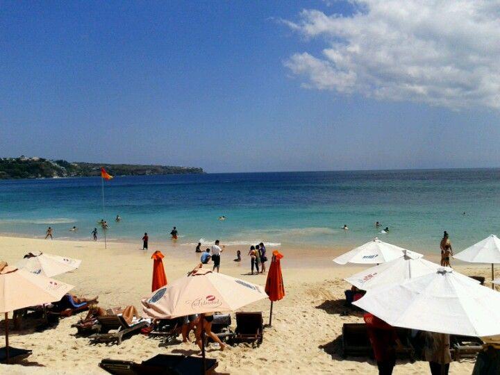 Dreamland Beach (New Kuta Beach) di Jimbaran, Bali