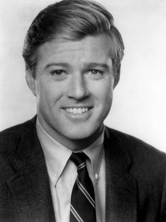 Young Robert Redford
