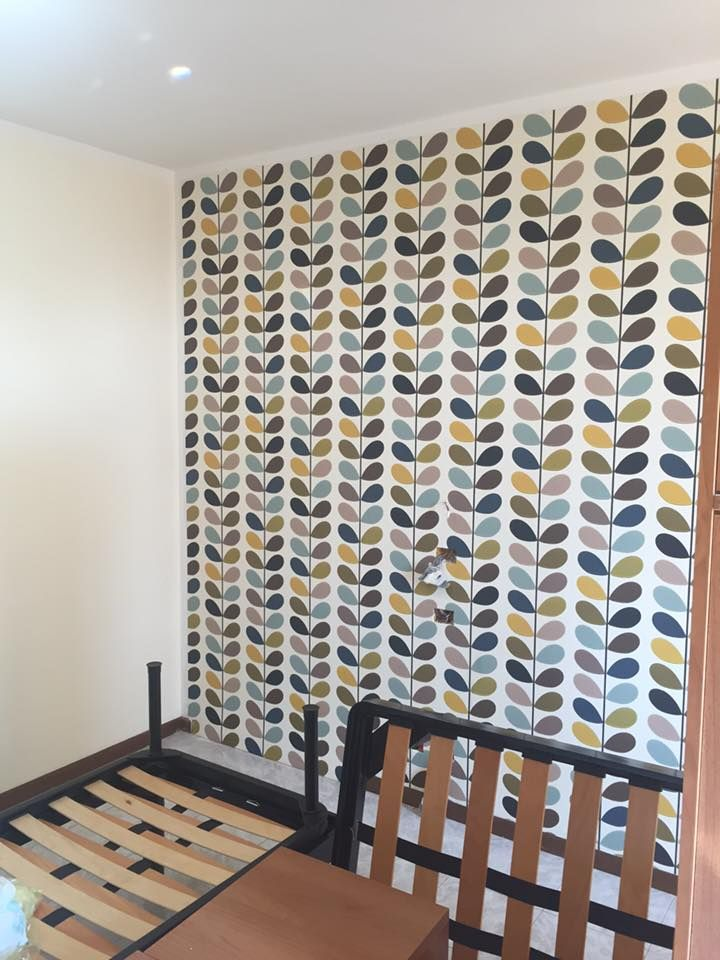53 best orla kiely wallpaper from harlequin images on