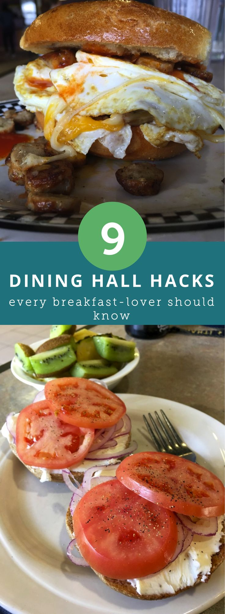 9 Dining Hall Hacks Every Breakfast-Lover Should Know