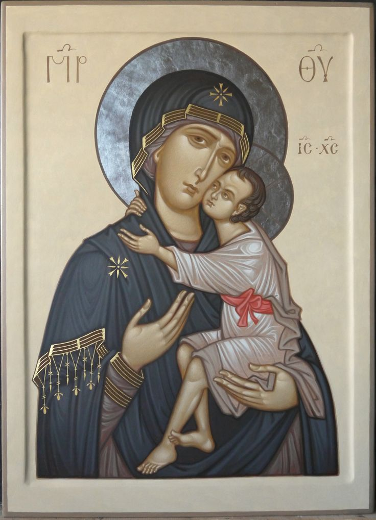 Tenderness Icon of the Theotokos