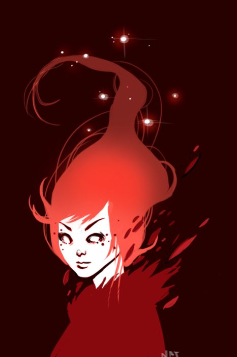 """Candle head"" - Natazilla"