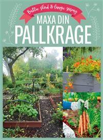Att odla i pallkrage är ett perfekt sätt att få din trädgård, terrass och balkong full av väldoftande kryddor, krispiga grönsaker och vackra blommor. De trendiga pallkragarna har många fördelar. De är lättskötta och du kan enkelt ta kontroll över kvaliteten på jorden, gödslingen och vattningen. Du kan också förlänga säsongen och starta tidigare på våren. I den här boken får du smarta tips på hur du maxar din pallkrage och får ut det mesta möjliga av din odling!
