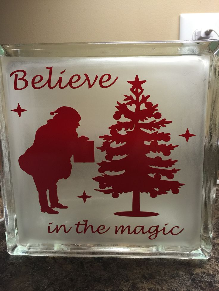 25 Unique Glass Block Crafts Ideas On Pinterest Lighted
