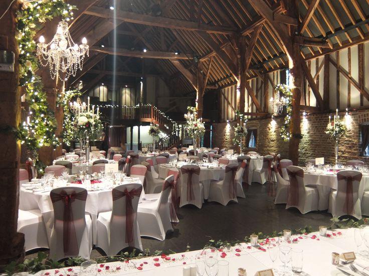 Tithe Barn - Wedding Venue in Kent