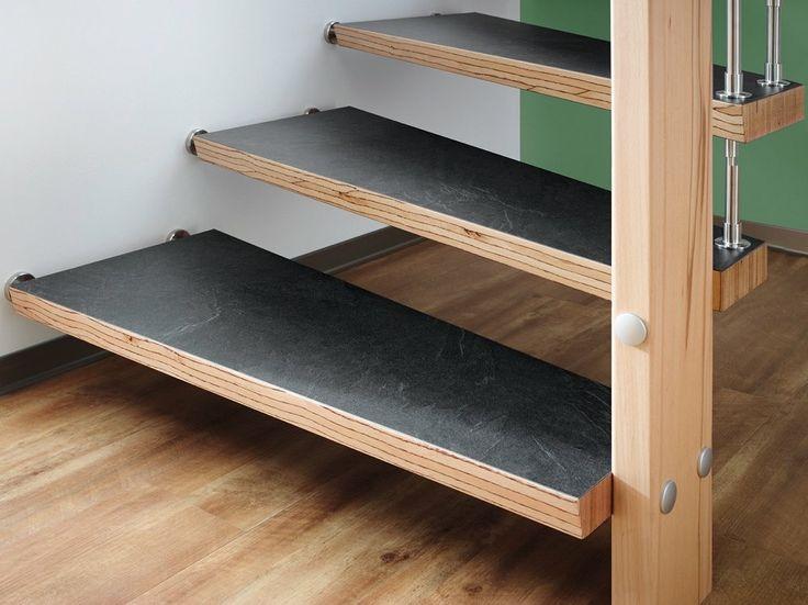 laminattreppe diamont das original direkt vom hersteller unnerstall treppen treppe holztreppe - Hartholz Oder Laminatboden
