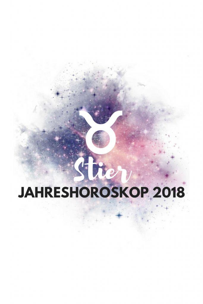 Jahreshoroskop Stier: Lieber Stier, das ist dein Jahreshoroskop für 2018. Erfahre, was dich im neuen Jahr in Liebe, Job und Gesundheit erwartet!