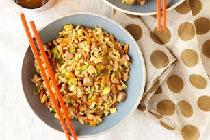 Quick Pork-Fried Rice Recipe - Kraft Canada