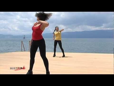 latino dance aerobik SDN Ohrid Kuba libre beach 3