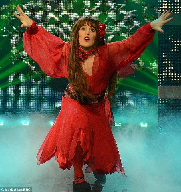 Noel Fielding (as Kate Bush)....if you don't know what Let's Dance for Comic Relief is you'll totally miss the meaning behind this pin......but for those of you who do...Bravo!