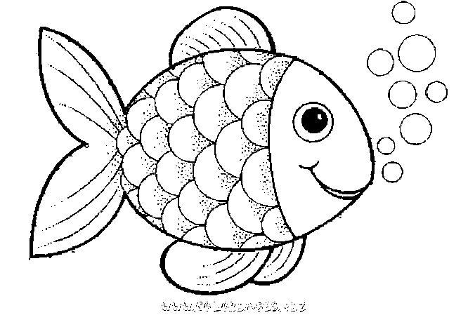 gratis ausmalbilder fische  ausmalbilderxde  kostenlos
