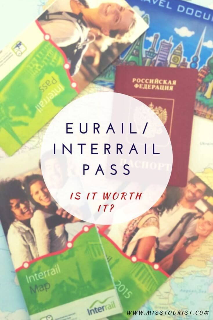 Interrail Eurail pass is it really worth it Pinterest5