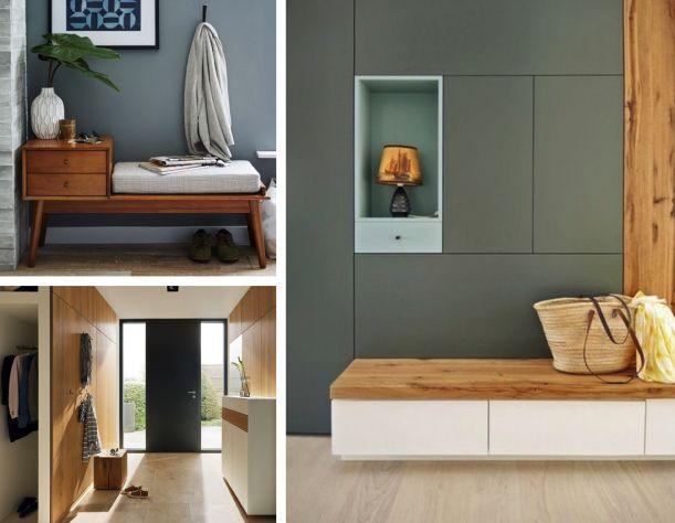 Ke kvalitnímu interiérovému designu patří i vstupní haly. Podívejte se, jak si snimi poradili architekti a na co byste měli při zařizování předsíní myslet.