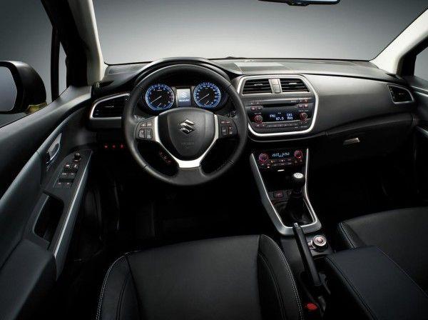 2014 Suzuki Alivio Sedan Instrument Panel 600x448 2014 Suzuki Alivio Full Review With Images