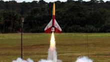 In this project, you'll combine granulated sugar and potassium nitrate to make a powerful engine that can propel a small sugar rocket to impressive heights.